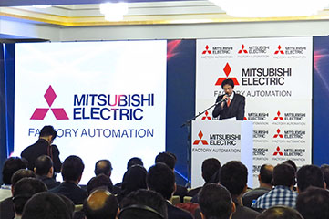 Конференция Mitsubishi Electric